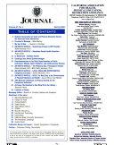 Cahperd Journal