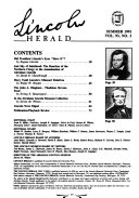 Lincoln Herald Book PDF