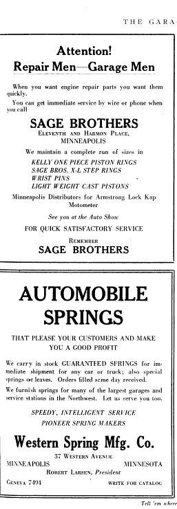[1922 Advertisement for Truth Tool]