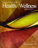 Service Management in Health and Wellness Services Book PDF