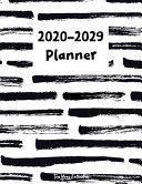 2020 2029 Ten Year Calendar Planner