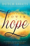The Power of Hope [Pdf/ePub] eBook