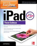 How To Do Everything Ipad 3rd Edition Covers 3rd Gen Ipad