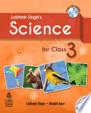 Lakhmir Singh's Science for Class 3