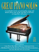 Pdf Great Piano Solos: The Film Book Telecharger