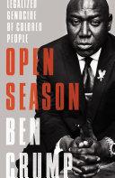 Open Season Pdf/ePub eBook