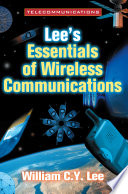 Lee s Essentials of Wirelesss Communications