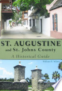 St  Augustine and St  Johns County