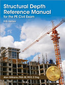 Structural Depth Reference Manual For The Pe Civil Exam Book PDF