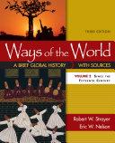Ways of the World  Volume 2 Book