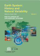 Pdf Earth System: History and Natural Variability - Volume III