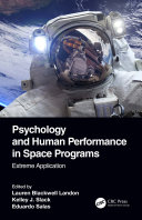 Psychology and Human Performance in Space Programs