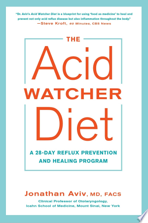 Download The Acid Watcher Diet online Books - godinez books