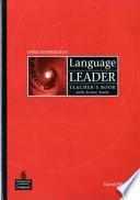 Language Leader Upper Intermediate Teacher's Book/Active Teach Pack