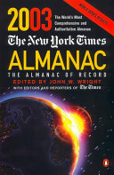 The New York Times 2003 Almanac