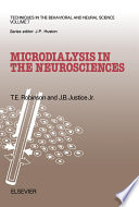 Microdialysis in the Neurosciences