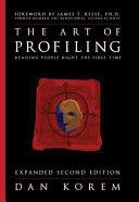 The Art Of Profiling