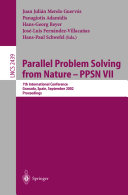 Parallel Problem Solving from Nature   PPSN VII