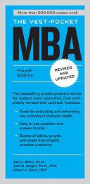 The Vest Pocket MBA