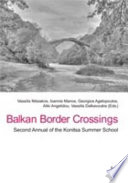 Balkan Border Crossings