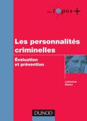 Les personnalités criminelles [Pdf/ePub] eBook