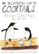 An Illustrated Guide to Cocktails Book