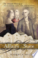 Free Affairs of State Read Online