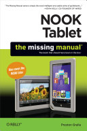 NOOK Tablet  The Missing Manual