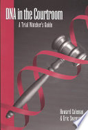 Dna In The Courtroom Book PDF