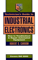 Technician s Guide to Industrial Electronics Book