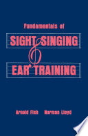 Fundamentals of Sight Singing and Ear Training Book PDF