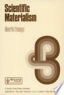 Scientific Materialism Book PDF