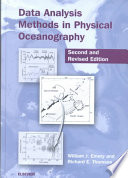 Data Analysis Methods in Physical Oceanography Book