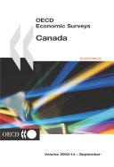 OECD Economic Surveys  Canada 2003