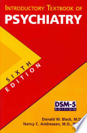 Introductory Textbook of Psychiatry, Sxith Edition
