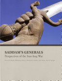 Saddam s Generals Book