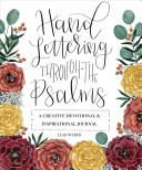 Hand Lettering Through The Psalms