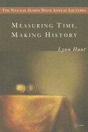 Pdf Measuring Time, Making History Telecharger