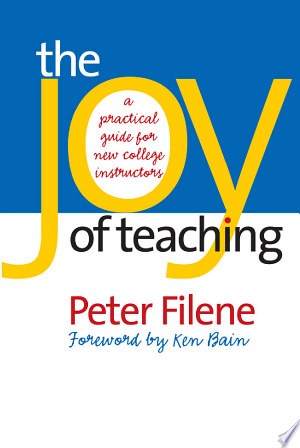 Download The Joy of Teaching Free Books - Dlebooks.net
