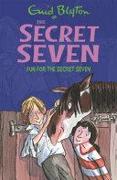 Fun for the Secret Seven Book