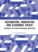 Pdf Automation, Innovation and Economic Crisis Telecharger
