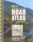 Complete Road Atlas of Canada