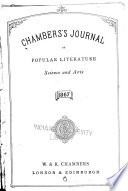 Chamber's Journal of Popular Literature, Science and Arts Pdf/ePub eBook