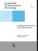 Leadership and Information Processing