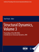 Structural Dynamics  Volume 3