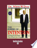 The Power of Intention Book PDF