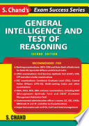 General Intelligence and Test of Reasoning