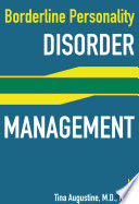 Borderline Personality Disorder Management