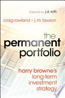 The Permanent Portfolio Book
