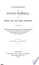 Autobiography of David Russell